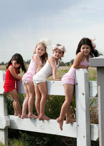 Bluebelle kids underwear | Mora-fashion