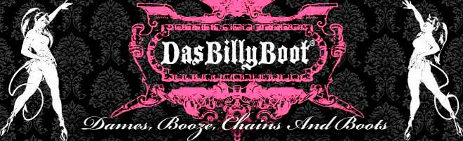 Dames, Booze, Chains And Boots