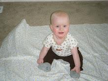 Jaxon at 6 months
