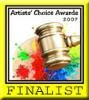 Finalist - Artist Choice Awards