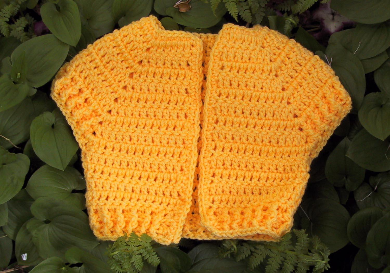 Crochet Baby Vest ? Crochet Club