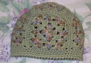 Free Crochet Pattern Granny Square Hat : GRANNY SQUARE HATS FREE PATTERN ? GRECIAN PATTERNS
