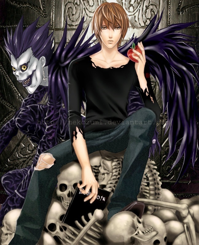 Wallpaper Death Note
