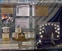 В Днепропетровске открылся первый финансовый музей, главный бухгалтер, денежных знаков, коллекция, монет, музей денег, раритетное издание