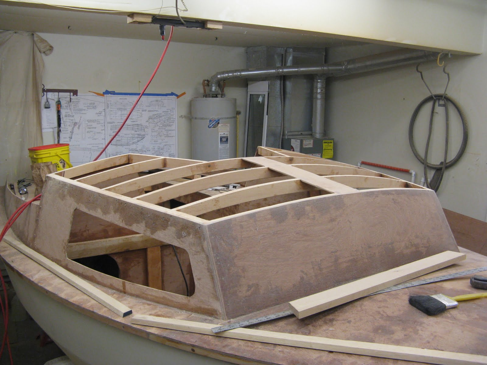 Plywood Cabin Boat Plans