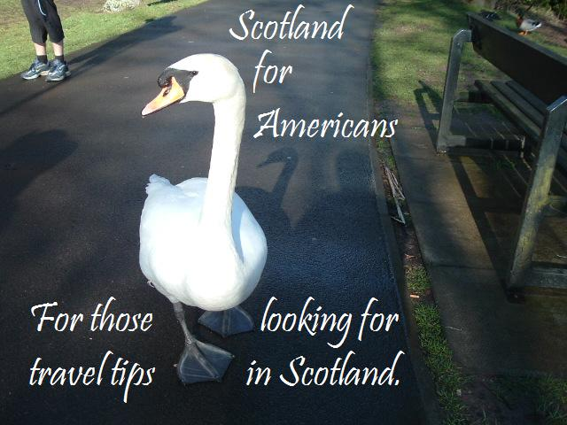 --             Scotland for Americans              --