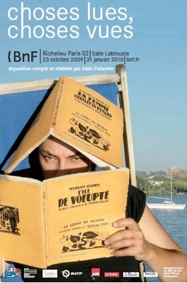 Choses lues, choses vue - ALAIN FLEISCHER - BNF