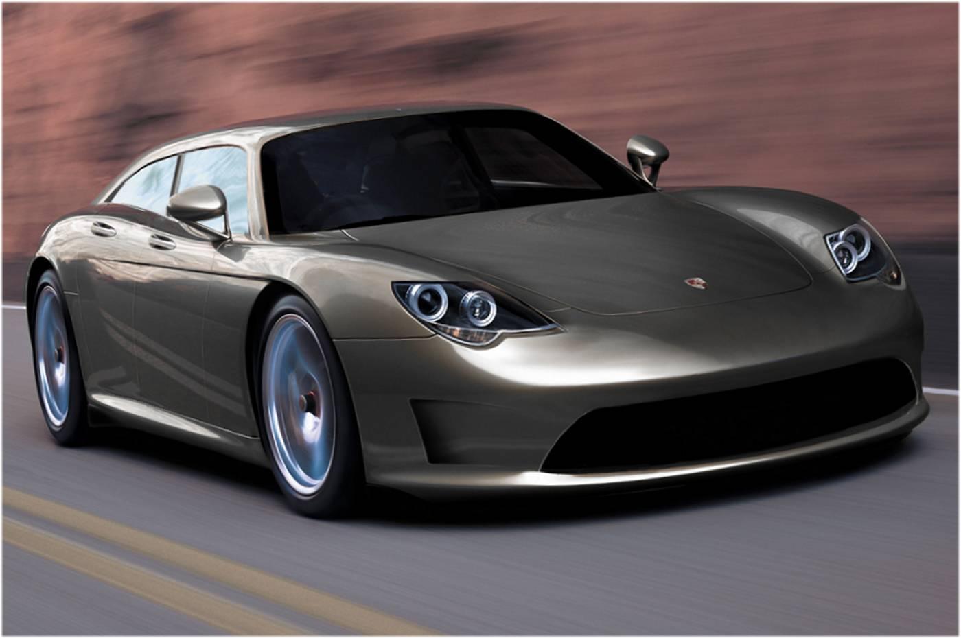 Porsche Panamera wallpaper otomotif