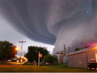 tornado Penyebab Terjadinya Tornado