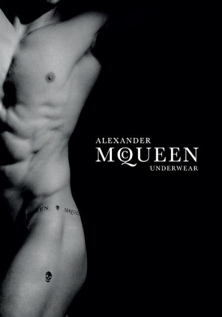 McQueen underwear