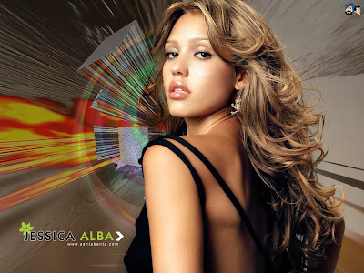 Large Images Jessica Alba Wallpapers