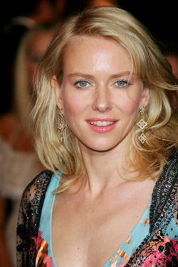 Naomi Watts at the Vanity Fair Oscar Party