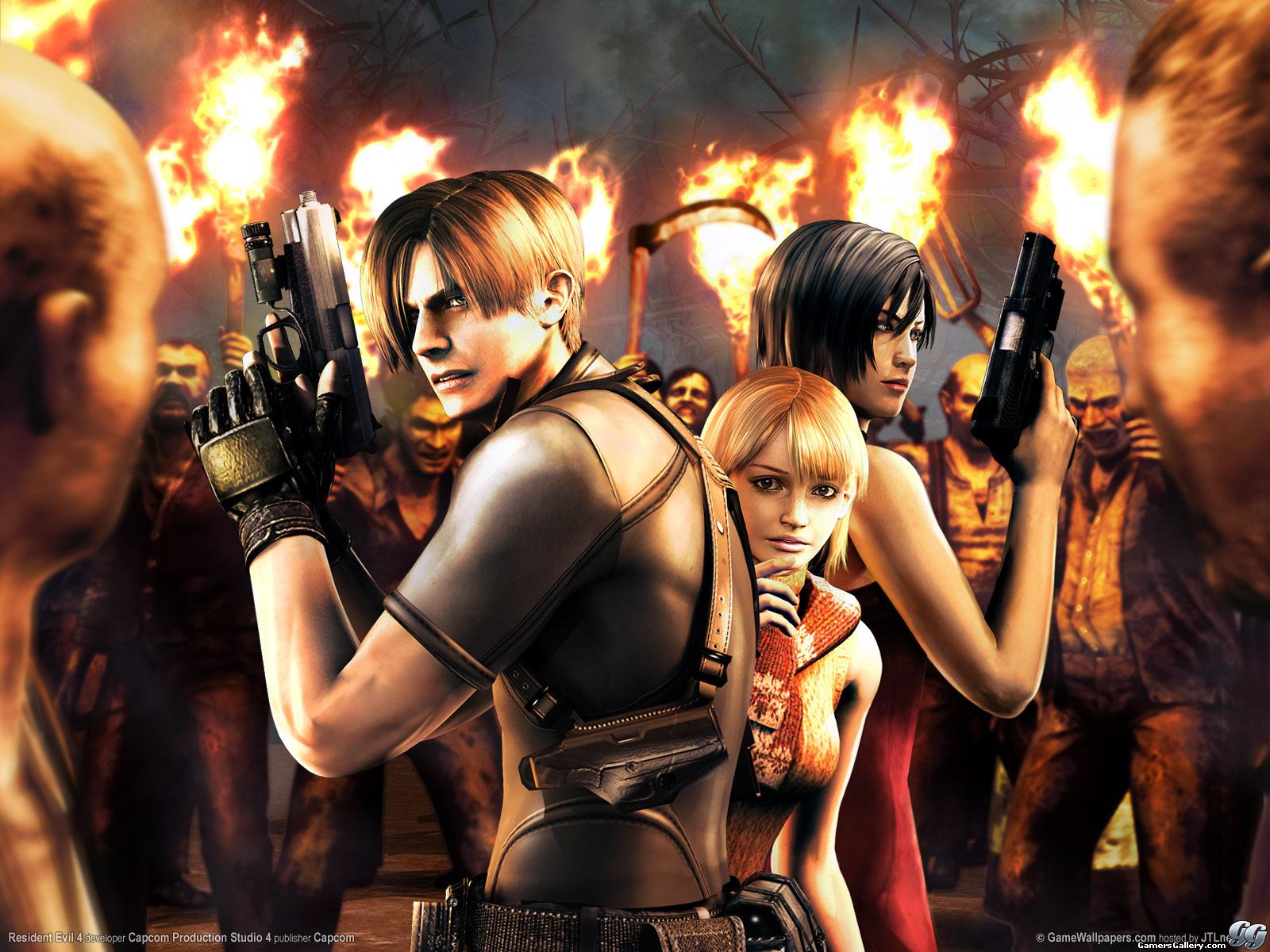 Como Solucionar Los Borders Negros En El Resident Evil 4