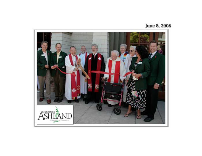 Chamber of Commerce Ribbon Cutting