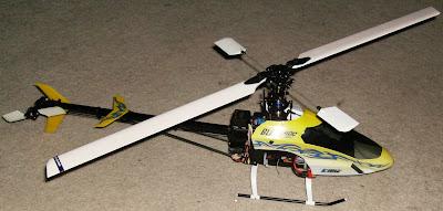 E-Flite Blade 400 & Jazzyu0027s Flight Deck: E-Flite Blade 400