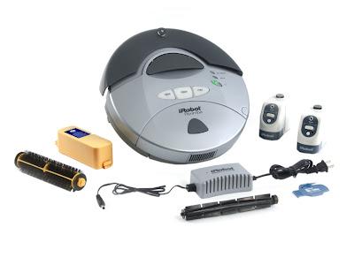 iRobot Roomba 415 Robotic Vacuum -2 pack