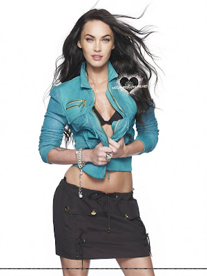 Megan Fox Beautiful Pictures 2