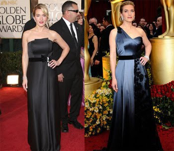 Kate Winslet is People magazine's best dressed gallery