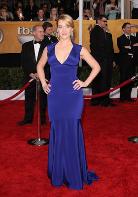 Kate Winslet is People magazine's best dressed