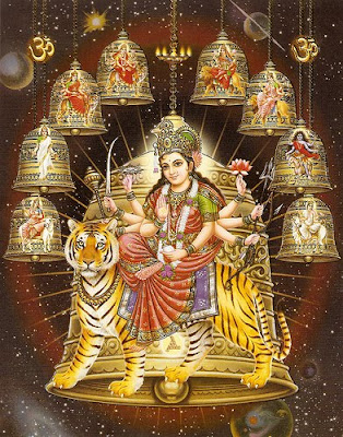 Nav Durga hot image