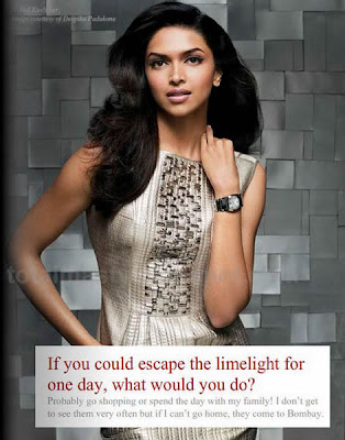 Deepika Padukone sizzles on Chic Today Magazine picture