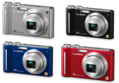 Panasonic Lumix DMC-ZR1 Camera Review photos