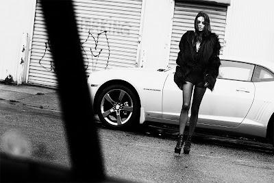 Mila Kunis Photo Shoot for BlackBook Magazine photo