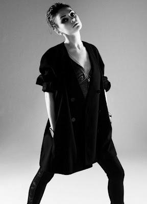 Mila Kunis Photo Shoot for BlackBook Magazine image