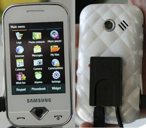 Samsung Diva Handsets photo