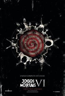Baixar Filme - Jogos Mortais VI - BDRip XviD