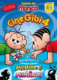Cine Gibi 4 – Meninos e Meninas Dublado
