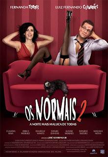 Baixar Filme - Os Normais 2 Nacional DVDRip XviD