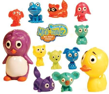 The Funky Monkey: Adam s Animals: The best pencil toppers, erasers and tiny toys on the planet!