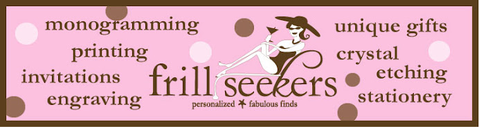 Frill Seekers Gifts Blog by Heidi Locicero