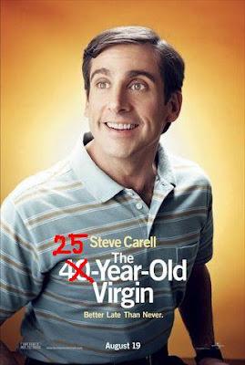 O virgem de 25 anos