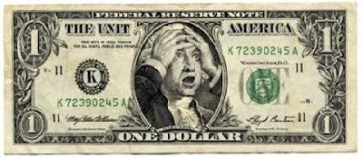 Dolar assustado