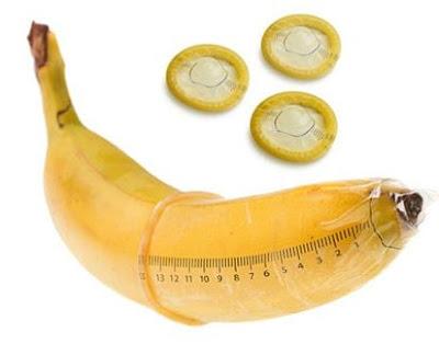 camisinha medidora de bananas