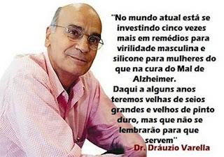 frase do Dr. Dráuzio Varella