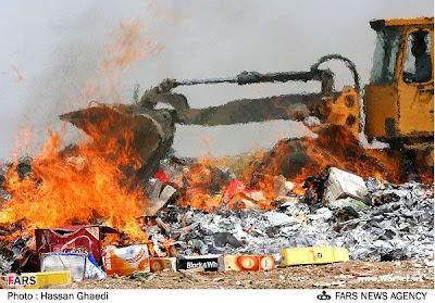 Crueldade no Irã 7