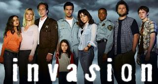 poster da série invasion