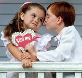 Beijo fofo