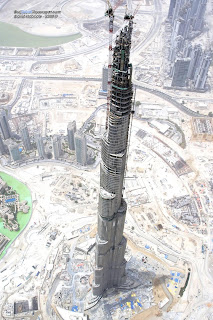 Edificio mais alto de Dubai