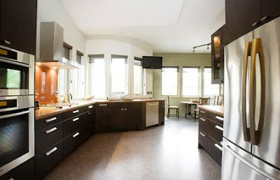 interior design gallery Kitchen Trend No Upper Cabinets