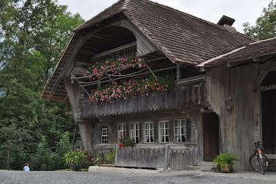 Swiss Chalet House Plans Floor Plans