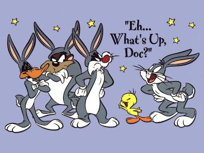 bugs bunny wallpaper. Bugs Bunny wallpaper : LOONEY