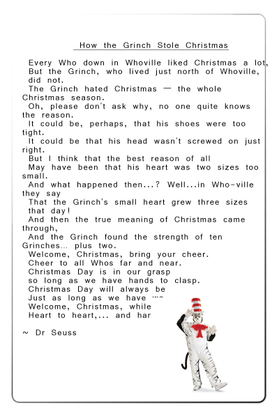 dr seuss poems for children