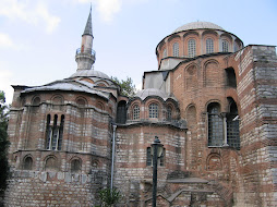 The old Chora Churh, also used as a mosque