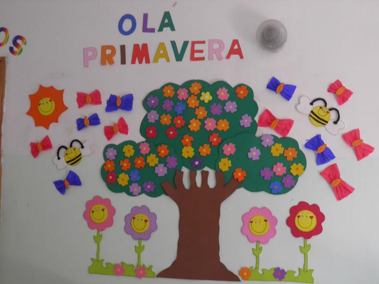 Painel da Primavera 2010 - BERÇÁRIO I