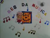 Painel :Mês da Música / Nov.2010