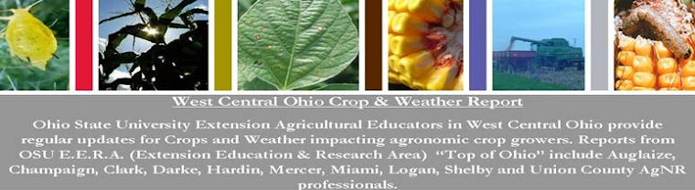 West Central Ohio Crop & Weather Report